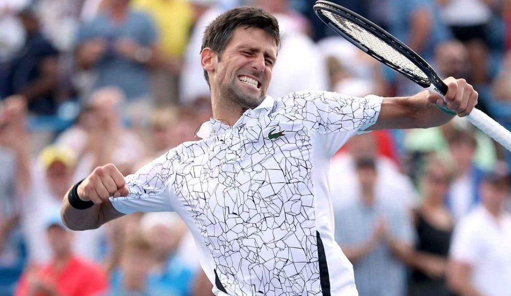 Djokovic 6. finalinde ilk kez kazandı!