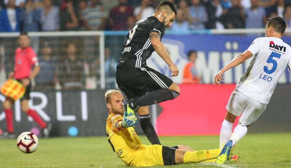 Beşiktaş'ta Negredo kararı! Yönetimin kararı kesin...