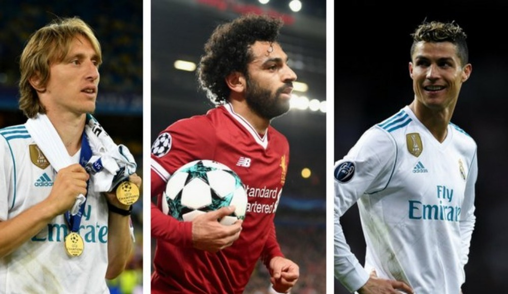 UEFA, Yılın Futbolcusu ödülü adaylarını üçe indirdi!