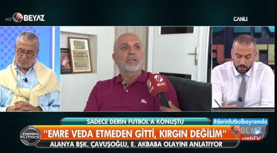"""""""Emre Fenerbahçe ile anlaştı"""""""