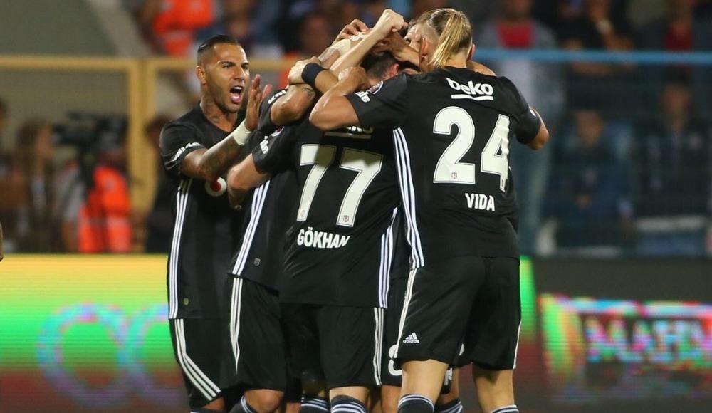 Beşiktaş'ın savunma hattı hücumda fark yaratıyor!