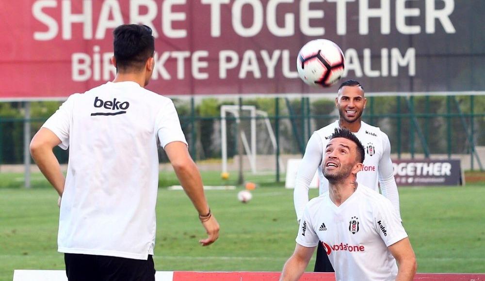 Beşiktaş, Partizan maçının hazırlıklarını sürdürüyor