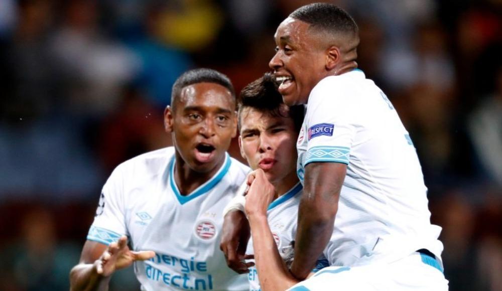 PSV, turun kapısını araladı!