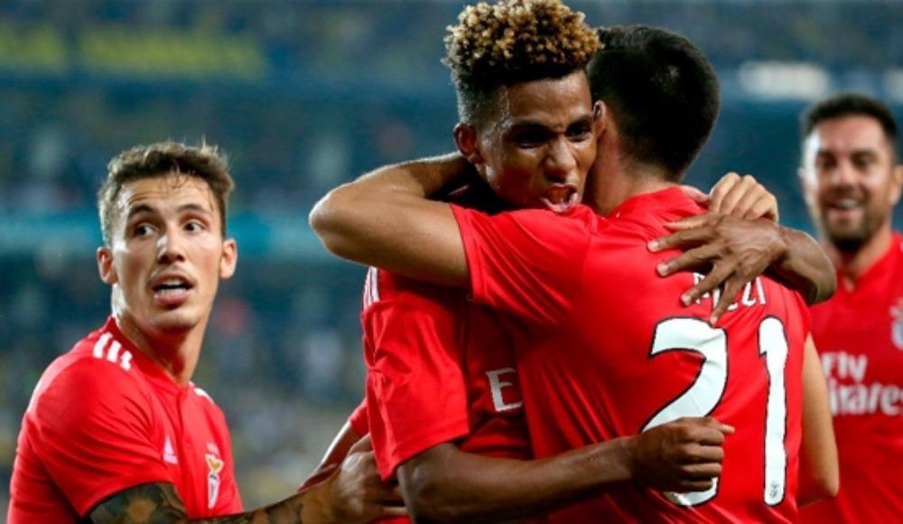 Benfica üstünlüğünü koruyamadı! Tur Yunanistan'a kaldı...