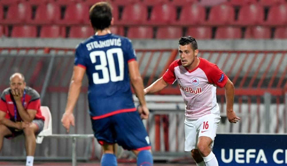 Crvena Zvezda ile Salzburg golsüz berabere kaldı