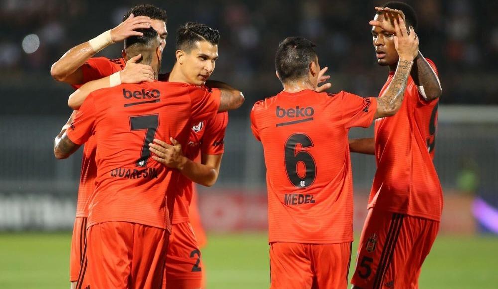 Beşiktaş - Partizan maçı hangi kanalda?