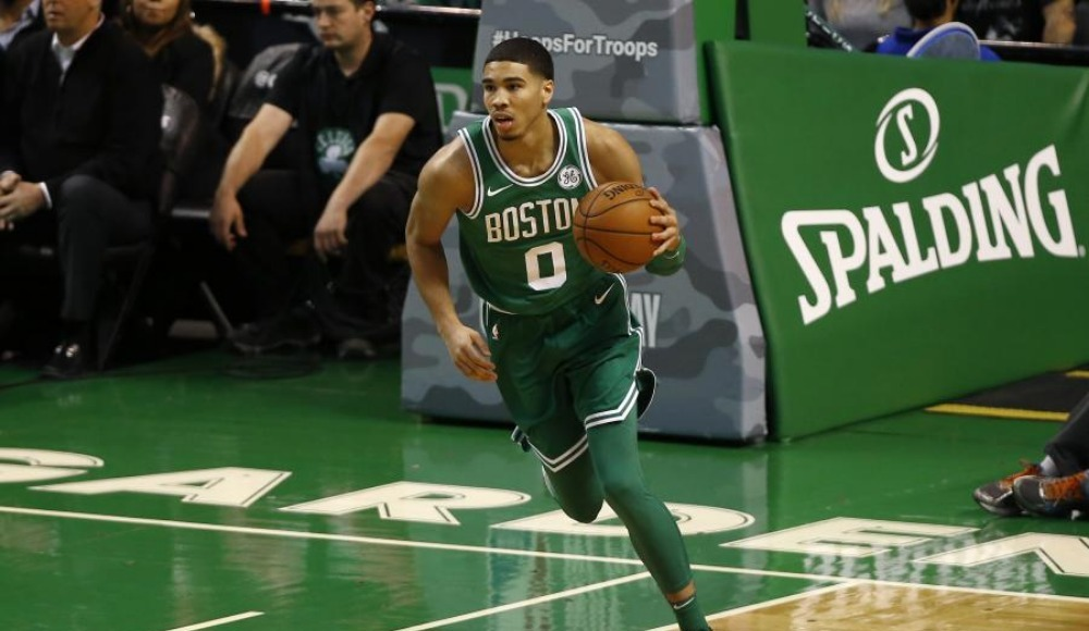 "Jayson Tatum: ""Boston Celtics'ten nefret ederdim"""