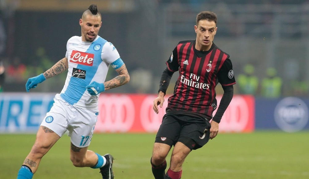 İtalya'da dev maç! Napoli - Milan...