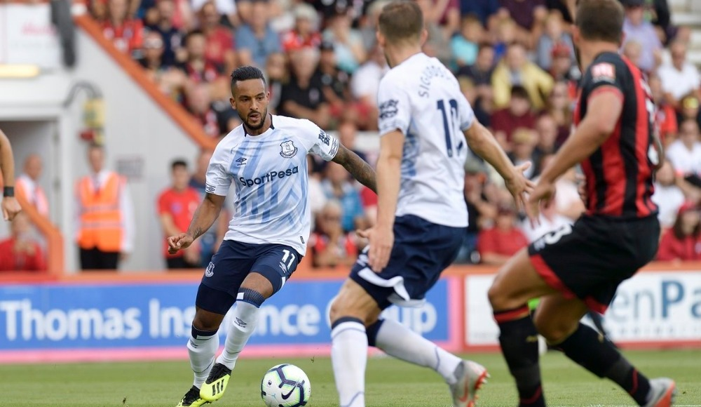 Everton avantajını koruyamadı!