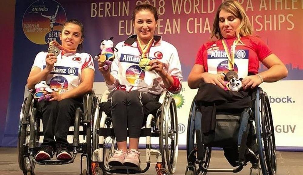 Türkiye, 2018 Para Atletizm Şampiyonası'nı 12. bitirdi!