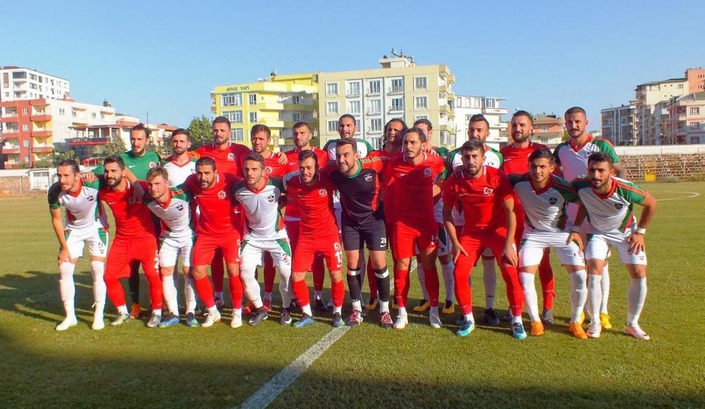 Diyarbekirspor hazırlık maçını kazandı