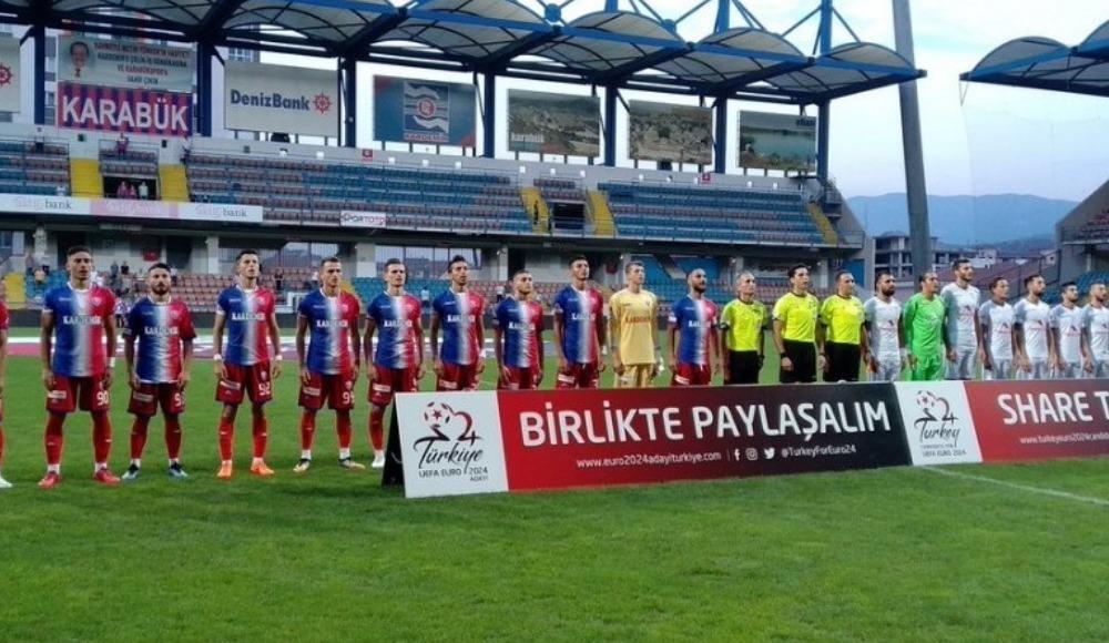 Altınordu ile Karabükspor'un paylaşımları sosyal medyaya damga vurdu!