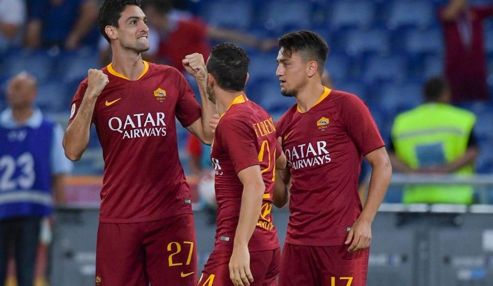 Roma ile Atalanta 3-3 berabere kaldı! Cengiz Ünder...