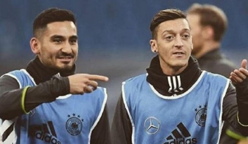 İlkay Gündoğan: ''Mesut Özil daha iyi bir vedayı hak ediyordu''