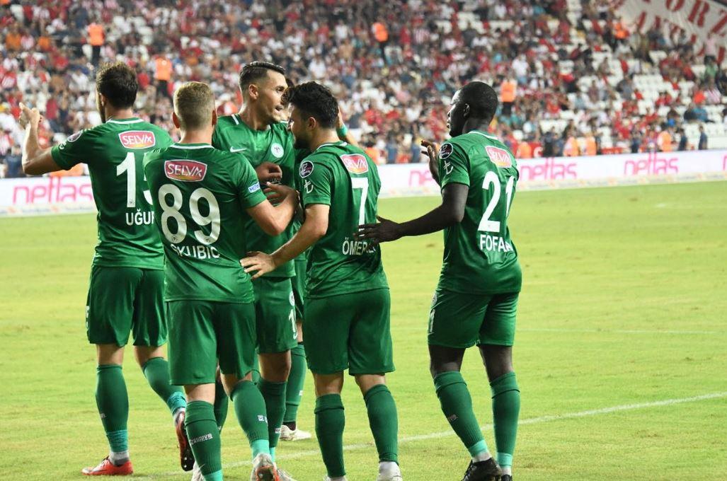 Konyaspor'un bu sezonki hedefi