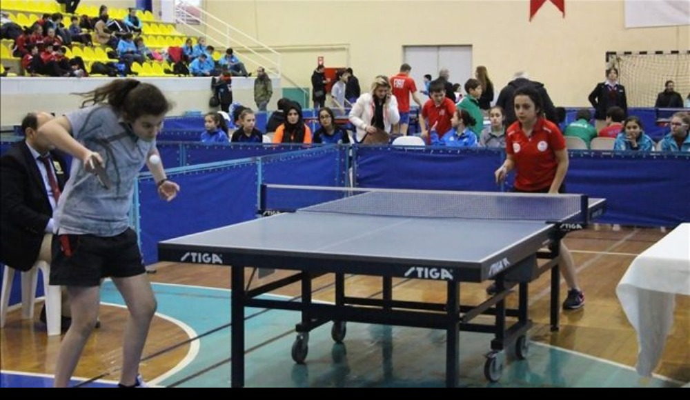 Türk Dünyası Yıldızlar Masa Tenisi Ligi 1-2 Eylül'de İstanbul'da yapılacak