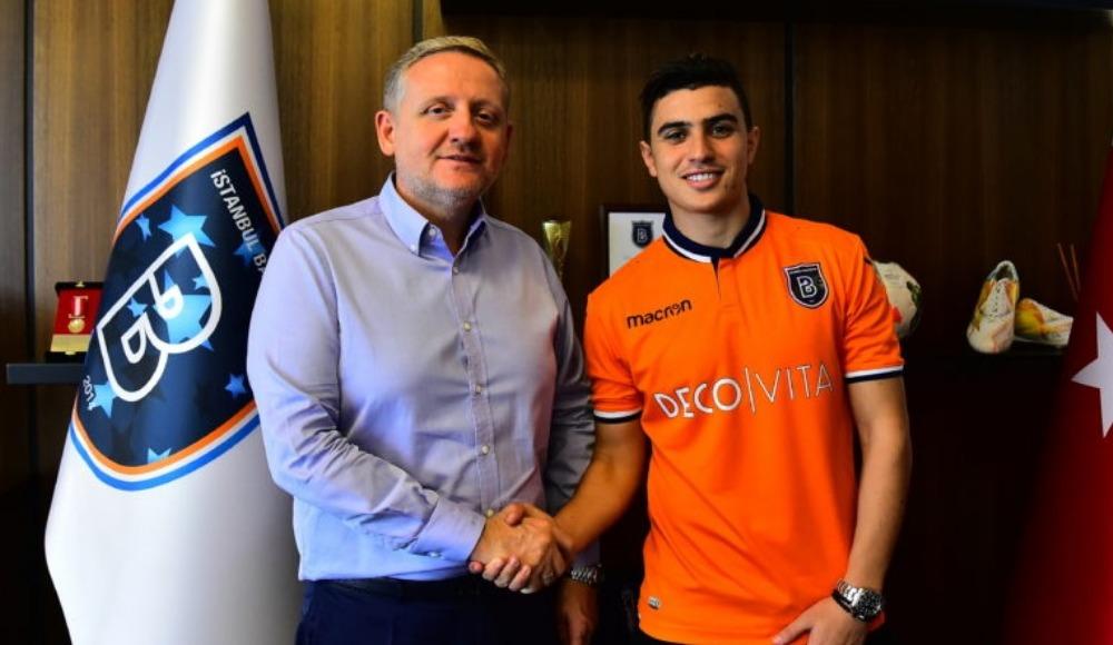 Başakşehir sol bek transferini açıkladı!
