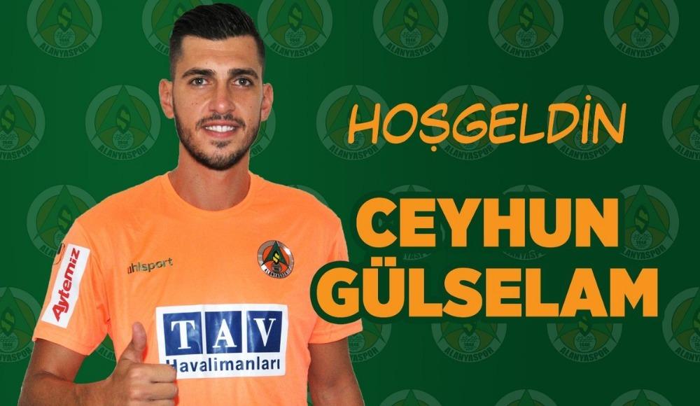 Alanyaspor, Ceyhun Gülselam transferini açıkladı!