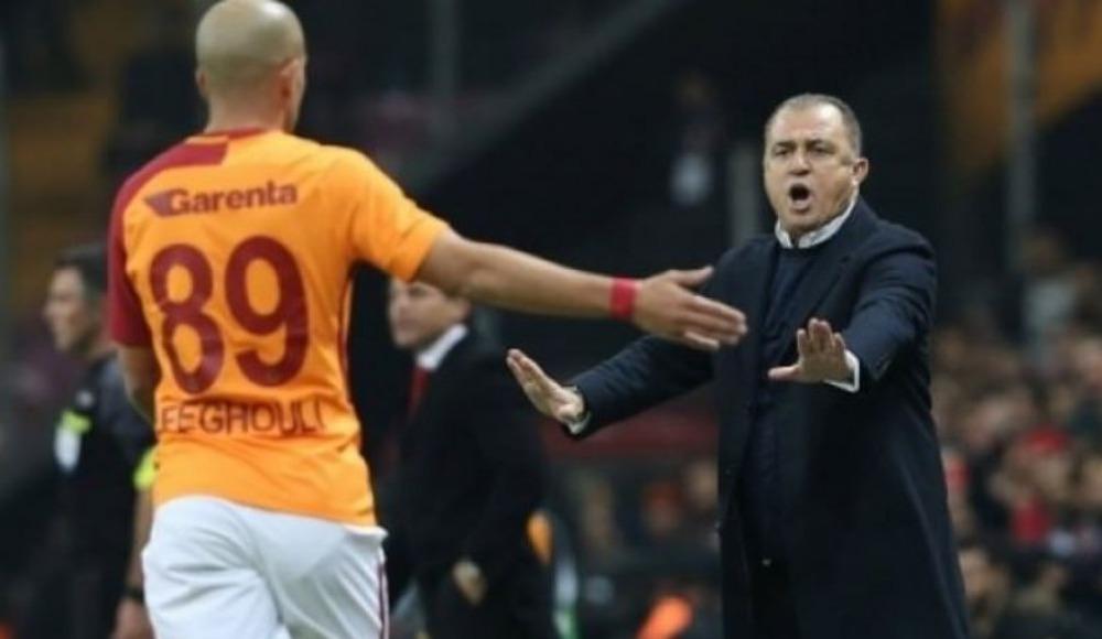 Fatih Terim'den Şampiyonlar Ligi için Feghouli kararı
