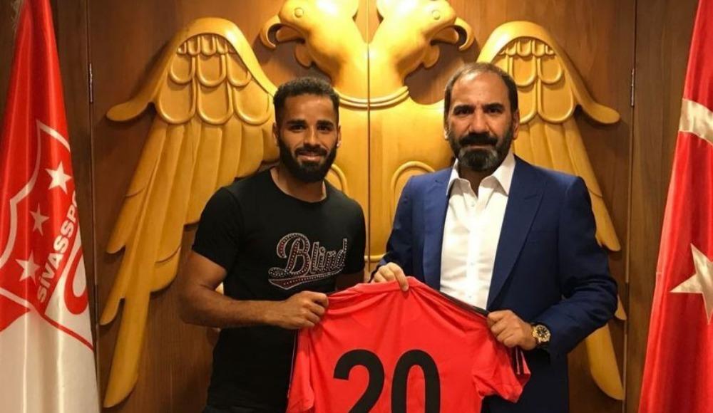 Sivasspor'un Brezilyalı oyuncusu Douglas'tan Barcelona sözleri