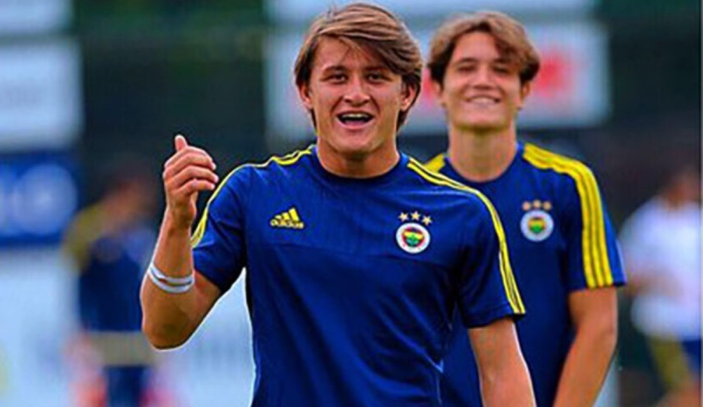 Gazişehir Gaziantep Fenerbahçe'nin genç ismini kadrosuna kattı!