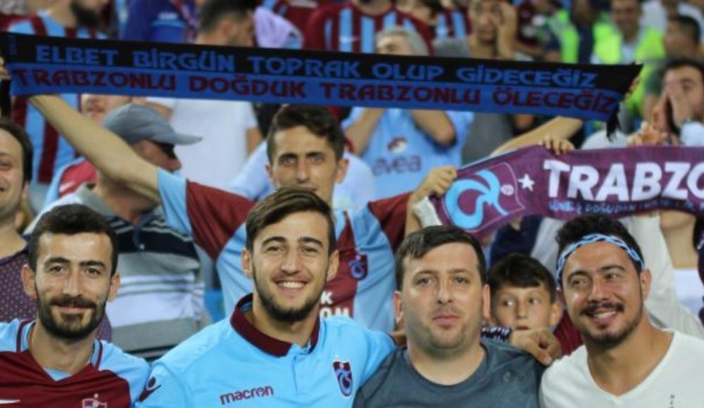 Trabzonspor - Galatasaray maçına yoğun ilgi