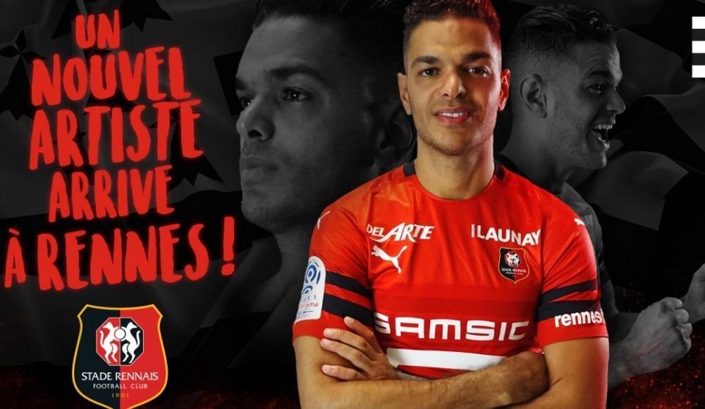 Rennes, Ben Arfa transferini açıkladı!
