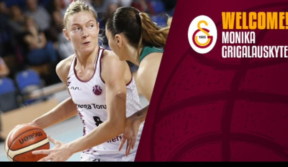 Galatasaray Kadın Basketbol Takımı'na takviye