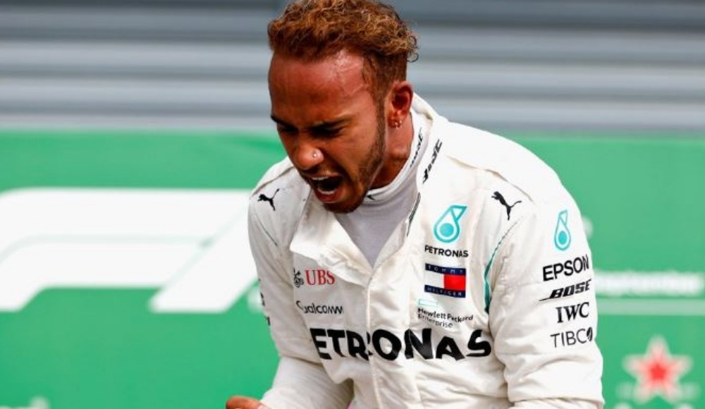 Özet - Fransa GP'yi Mercedes pilotu Lewis Hamilton kazandı