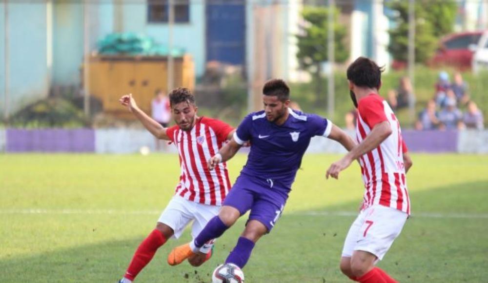 Yomraspor: 0 - Nevşehir Belediyespor: 1