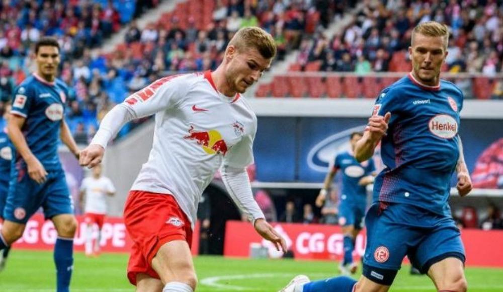 Leipzig 1 puanı zor kurtardı! Bruma ve Kaan Ayhan...