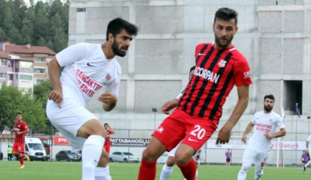 Kastamonuspor 1966: 0 - Sancaktepe Belediyespor: 1
