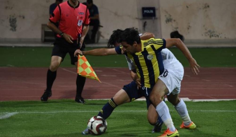 Tarsus İdman Yurdu: 2 - Buğsaş Spor: 2