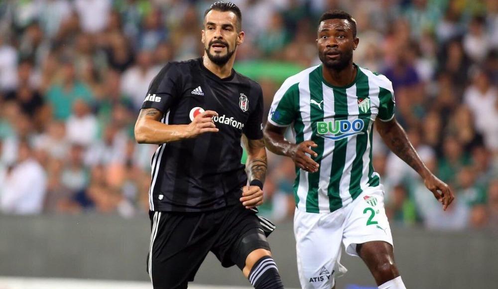 Beşiktaş'tan Negredo için yeni taktik!