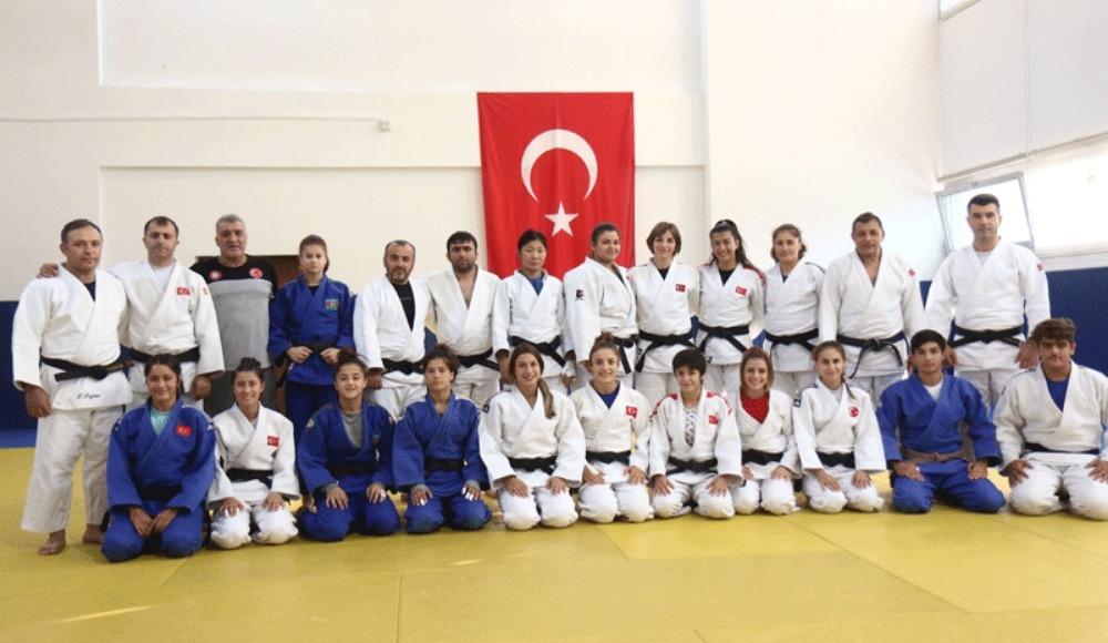 Avrupa Judo Şampiyonası'na Azerbaycan ile ortak hazırlık