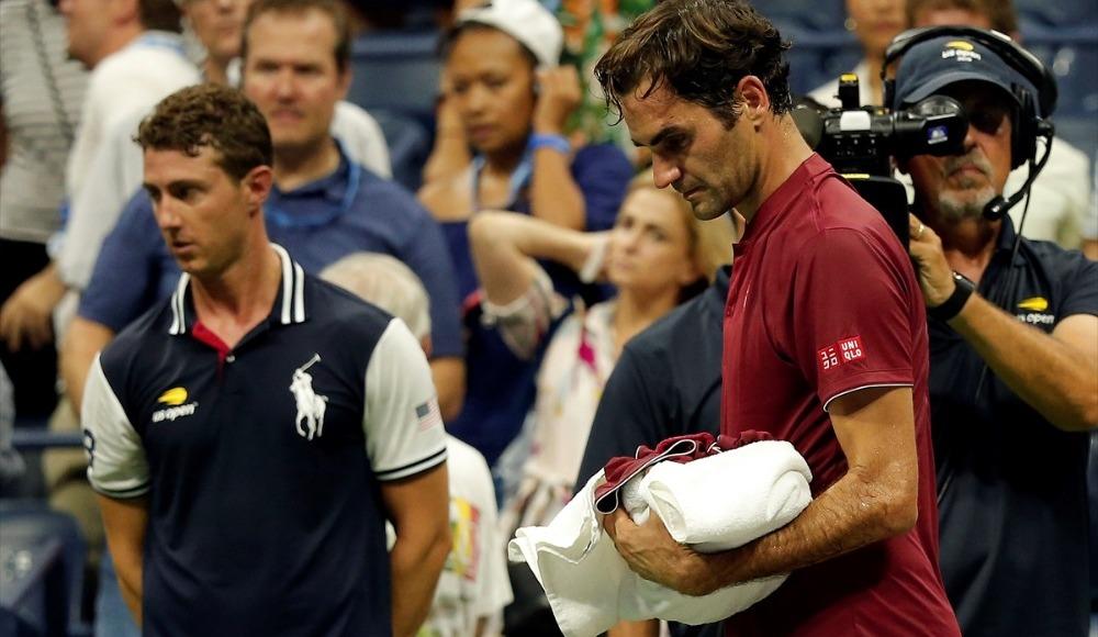 Federer ve Sharapova'dan erken veda!