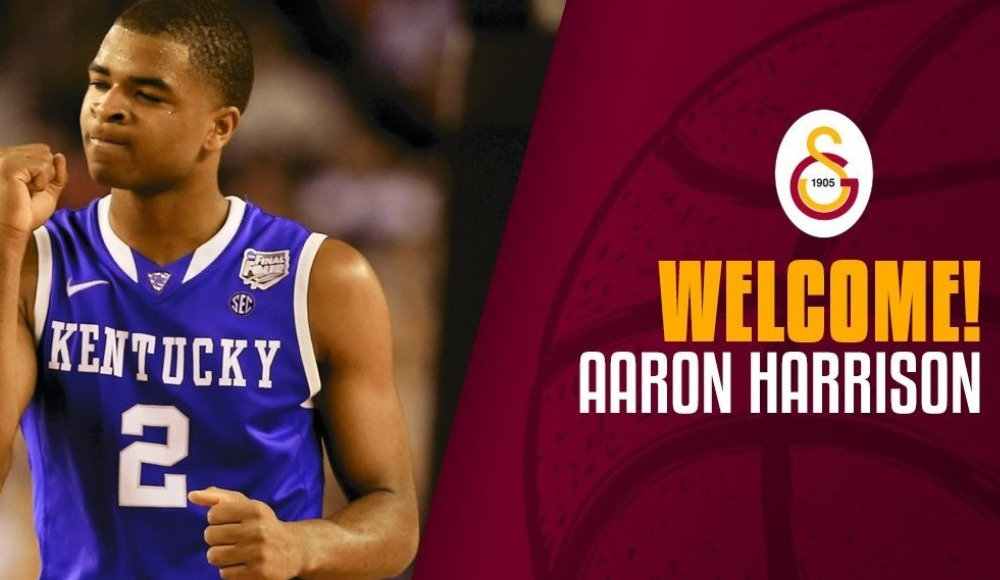 Aaron Harrison, Galatasaray'da
