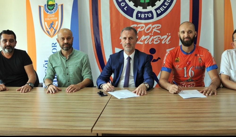 İnegöl Belediyespor, Vojin Cacic'i transfer etti
