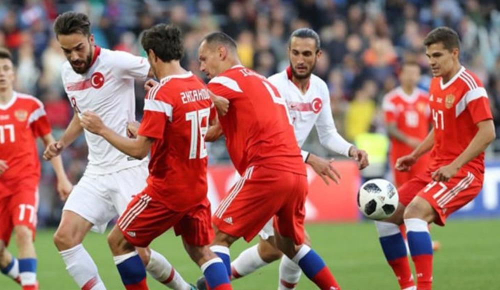 A Milli Futbol Takımı, Trabzon'a gitti