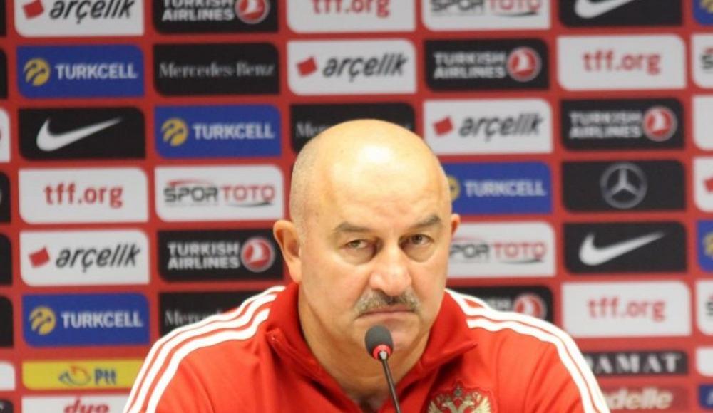 Rusya teknik direktörü Cherchesov: Hata yapan kaybedecek