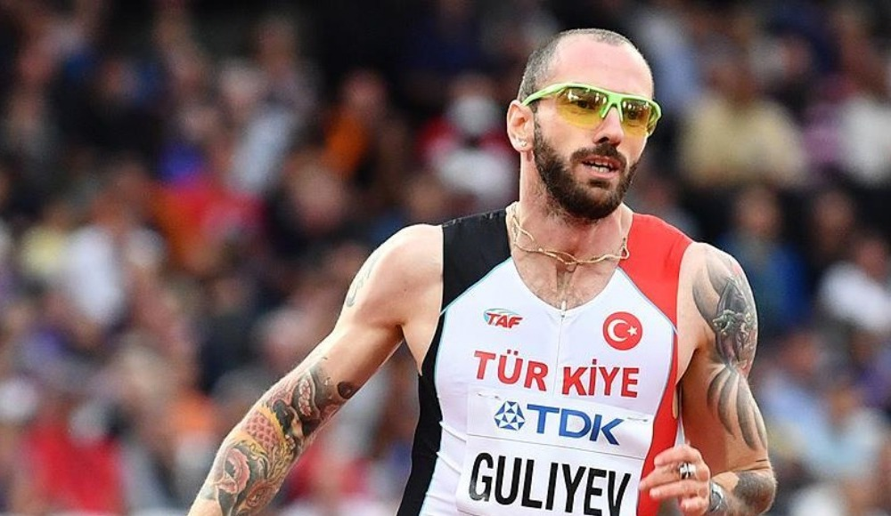 Ramil Guliyev, Kıtalar Kupası'nda ikinci oldu!