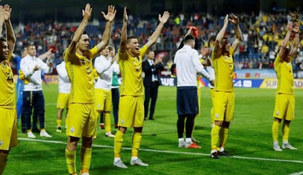 Ukrayna, UEFA Uluslar Ligi'ne 2'de 2 ile başladı!