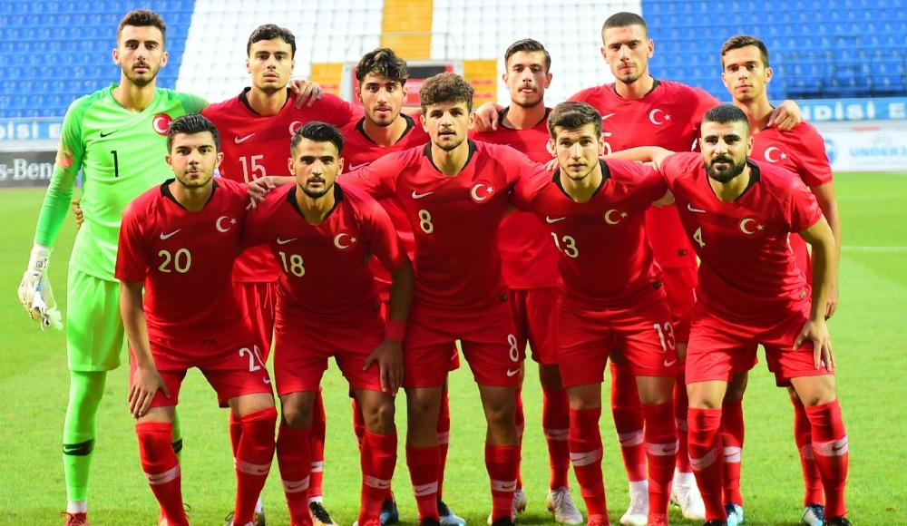 Ümit Milli Takım'ın EURO 2021 elemeleri fikstürü yenilendi