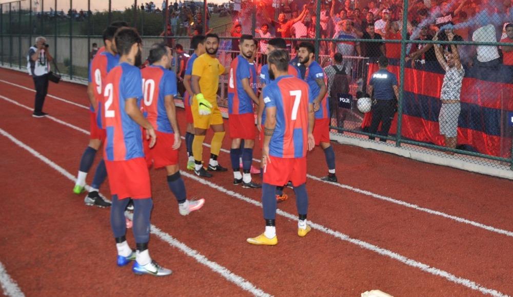 Mersin İdmanyurdu, 55 yıl sonra amatör maça çıktı!