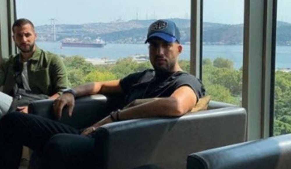 Juventus'un yeni transferi Emre Can İstanbul'a geldi