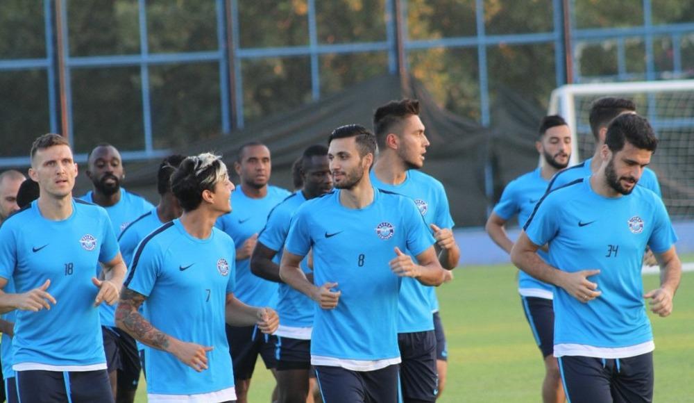Adana Demirspor'da Hatayspor maçı hazırlıkları devam ediyor