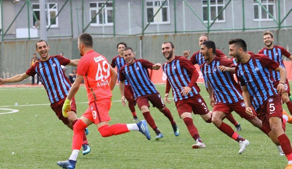 Türkiye Kupası 1. Tur maçında 1461 Trabzon, Ofspor'u 5-3 mağlup etti!