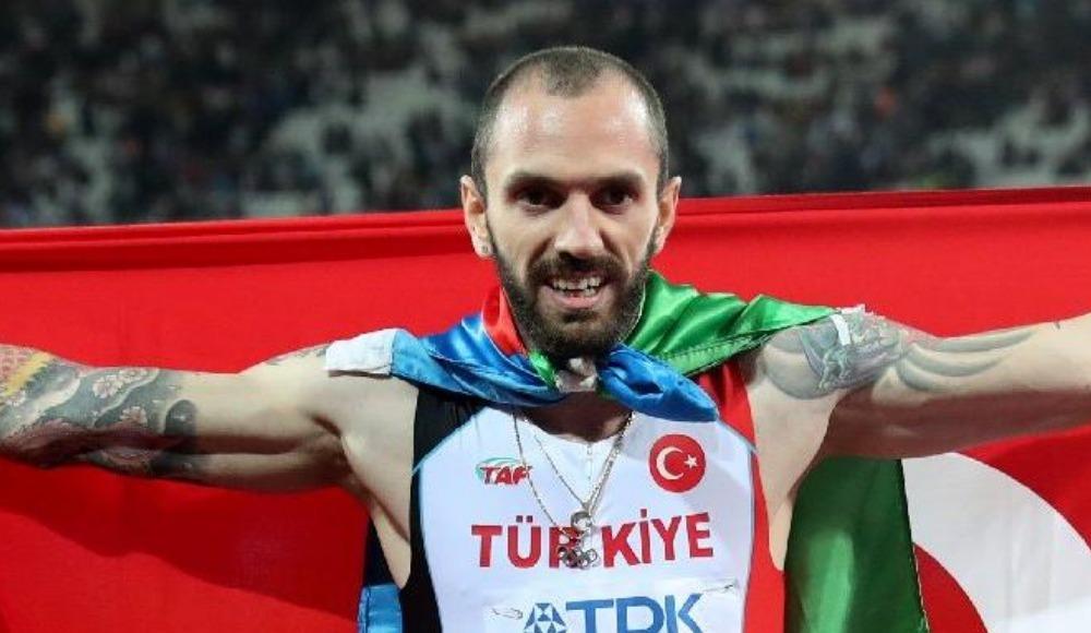 Gloria Kupası'nda Ramil Guliyev, erkekler 200 metrede birinci oldu