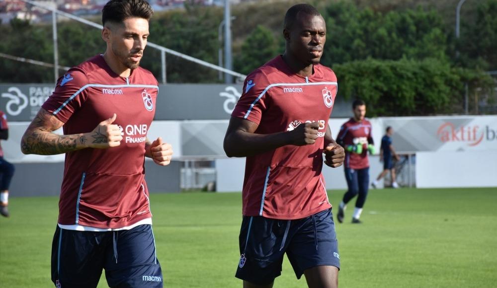 Trabzonspor'dan Sosa ve Toure'nin sağlık durumlarıyla ilgili açıklama
