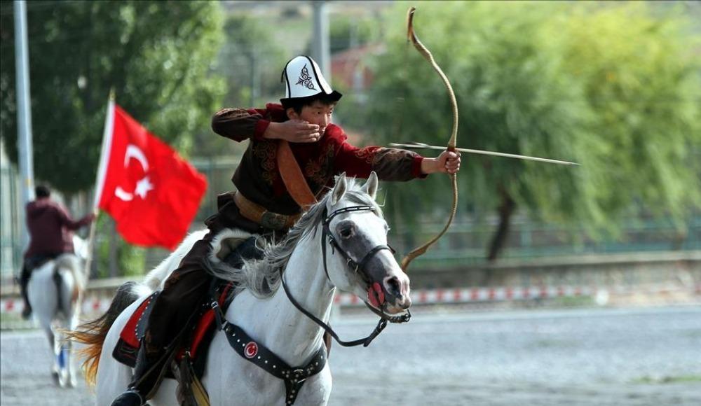 Atlı Okçuluk Türkiye Şampiyonası'nda final Denizli'de
